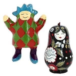 Petit Gar Et Filles Decoration Noel
