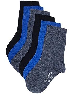 Camano Comfort Unisex  Socken 9300 (6er Pack)