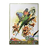 #6: Itsy Bitsy-Water Colour Book A4 62Pages Book Ib