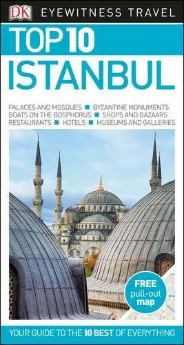 Istanbul: Top 10 Eyewitness Travel Guide (DK Eyewitness Travel Guide) por Anónimo
