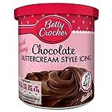 Betty Crocker Bereit Spread- Schokoladen- Buttercreme 2x450g