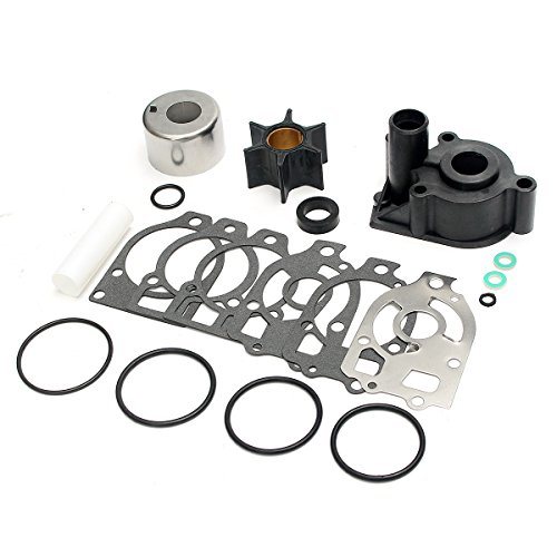 JenNiFer Mariner Water Pump Impeller Repair Kit Für Merkur Merkur Mercruiser Alpha 1 46-96148T8 Auto Nav Kit