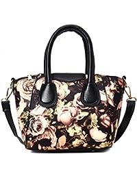 Hannea Women's Handbag Printing Pattern Trendy Fashion Multi Functional Bag