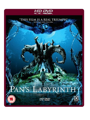 Pans Labyrinth [HD DVD]