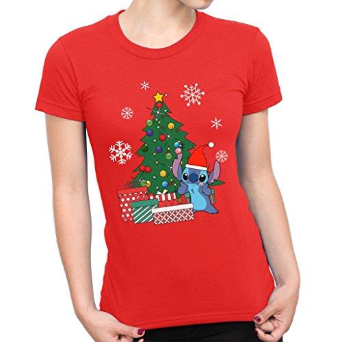 Stitch Christmas Tree Lilo And Stitch Women's ()