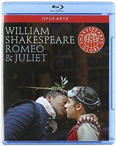 Romeo Juliet Shakespeares Globe Theatre London 2009 Blu-ray from Opus Arte