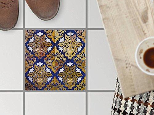 stickers-mosaques-tuile-auto-adhsive-plancher-enjolivure-de-douche-design-golden-twenties-333x333-cm