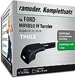 Rameder Komplettsatz, Dachträger WingBar Edge für FORD MONDEO IV Turnier (119771-06239-1)