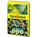 Floragard Kräuter- und Aussaaterde 10 Liter