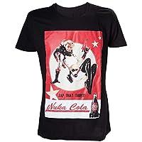 Fallout Nuka Cola Lady, T-Shirt Uomo