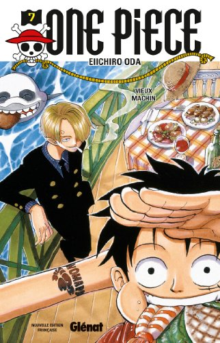 One piece - Edition originale Vol.7 par ODA Eiichirô