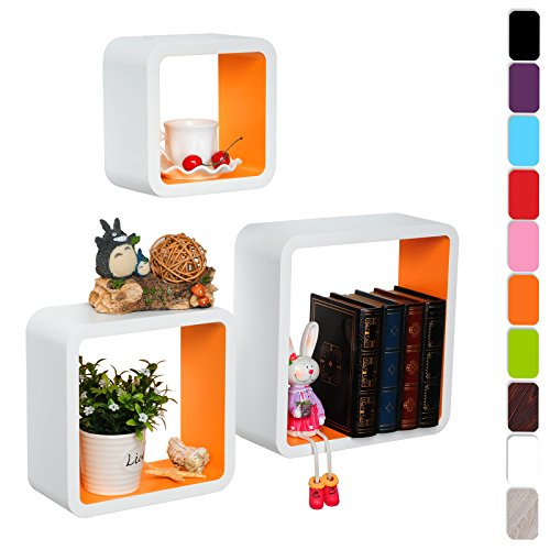 woltu-rg9236or-3-set-floating-wall-shelf-floating-shelves-storage-lounge-cube-mounted-display-shelve