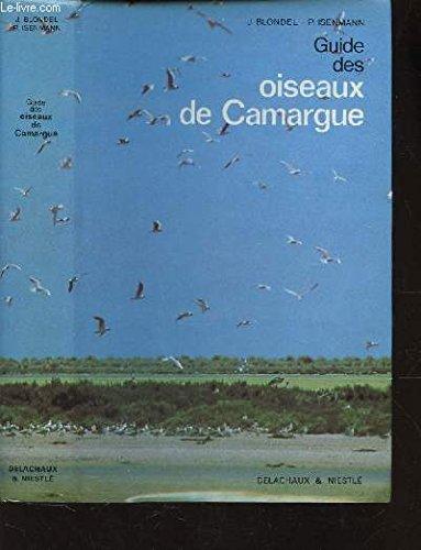 Guide des oiseaux de Camargue