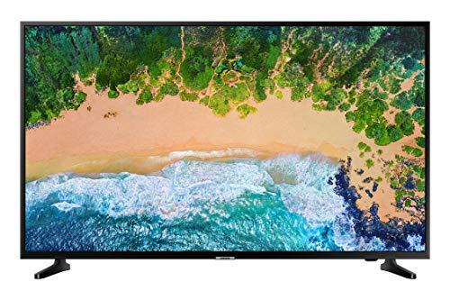 """Samsung UE50NU7090UXZT Smart TV 4K Ultra HD 50"""", Wi-Fi DVB-T2CS2, Serie 7 NU7090, 3840 x 2160 Pixels, Classe di Efficienza Energetica A, Nero, (2018), Senza installazione"""