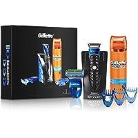 Gillette Fusion Styler, Maquinilla de afeitar para hombre - 1