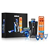 GILLETTE PROSHIELD PACK STYLER+GEL
