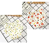 100% Cotton Training Pants Underwear Waterproof Girls Boys, Toddler Baby Cloth Diaper Panties Changing Nappy, Potty Training Learning Pants, Breathable, 2 Pack,100, B2