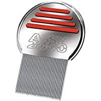 ASSY 2000–Peine de POUX Metal, colores Surtidos