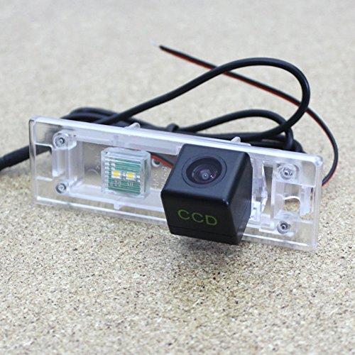 Dynavsal Vue Arrière de Voiture 170 Degré Angles de Vision Camera de Recul Auto/Voiture étanche pour Mini Clubman/ Convertible/ Countryman/ Couper/1 Series E81 e87 F20 135i 640i 120i M1