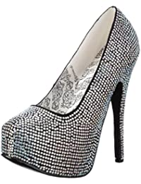 Pleaser Teeze-06R, Damen Pumps