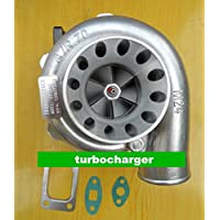 GOWE Turbocompresor para GT35 GT3582 T3 Compresor a/r 0,70 Turbine a/