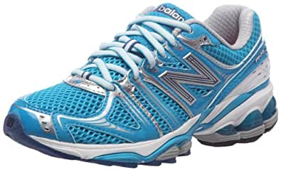 New Balance WR1080BL 158430-50, Damen Sportschuhe - Running, Blau (BL), EU 36.5 (US 6)
