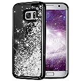 KOUYI Coque Samsung Galaxy S7 Edge, Flottant Liquide Étui Protecteur TPU Cover...