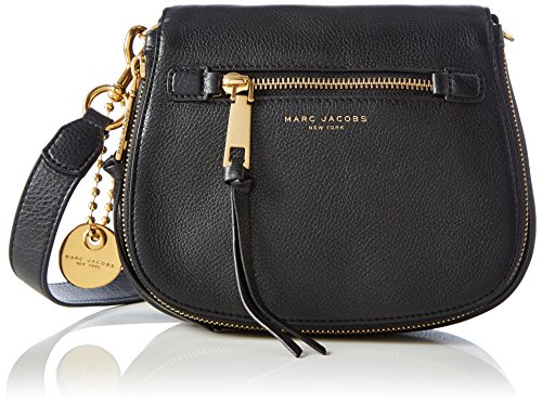 Marc JacobsSaddle - Borsa zaino donna , Saddle, nero