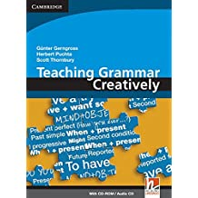 Teaching Grammar Creatively with CD-ROM/Audio CD (Helbling Languages)