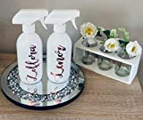 ONE Mrs Hinch Lenor | Zoflora | Spray bottles
