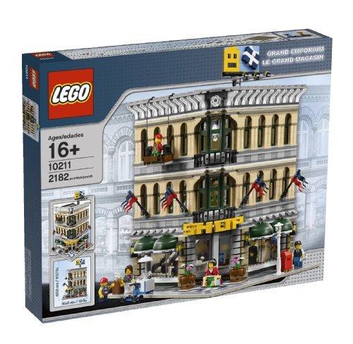 LEGO 10211 - Großes - Cafe Lego Corner