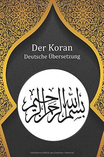 Der Koran- Die deutsche Übersetzung- Detailierte Auflistung der Suren