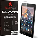 TECHGEAR GLASS Edition fits All-New Amazon Fire HD 10 with