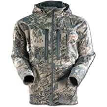 Chaqueta SITKA Jetstream para hombre - 50032, Large, Optifade Open Country