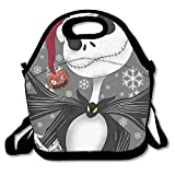 The Nightmare Before Christmas Lunch Bag Tote Handbag