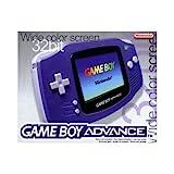 GameBoy Advance - Konsole #Purple - Lila