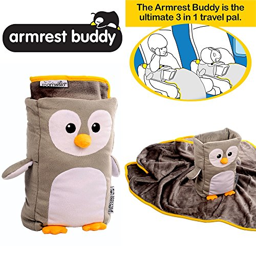 kids-travel-pillow-and-blanket-set-tux-armrest-buddy-transforms-any-armrest-into-a-comfy-childs-pill