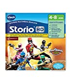 Vtech - 275005 - Jeu Hd Storio - Power Rangers