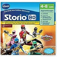 VTech–275005–HD Storio–Juego Power Rangers