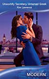 Unworldly Secretary, Untamed Greek (Mills & Boon Modern) (Mills and Boon Modern)