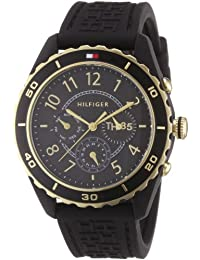 Tommy Hilfiger Watches Herren-Armbanduhr Analog Quarz 1781103