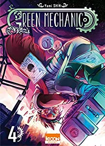 Green Mechanic Edition simple Tome 4