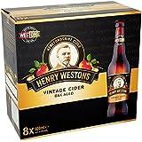 Henry Weston de sidra de la vendimia 8 x 500ml