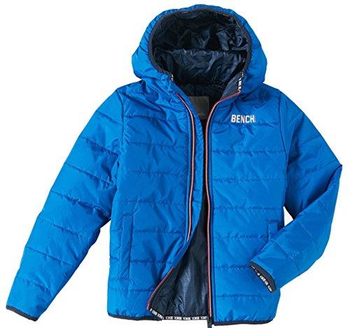 Bench BKBK001528 INSULATOR warm gefütterte Jacke, warm und federleicht Blau (Blue), EU 176 (Jacke Insulator)