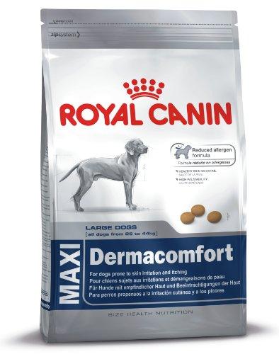 Royal Canin Maxi Dermacomfort 25, 1er Pack (1 x 12 kg Packung) - Hundefutter
