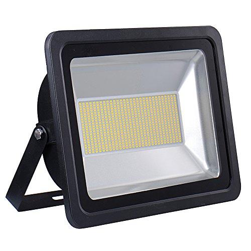 Samber 300W 33000LM LED Außenleuchten Fluter Strahler Scheinwerfer LED Work Light für Sehenswürdigkeiten/Denkmäler/Korridore Warmweiß(1 piece)
