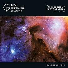 ROG - Astronomy Photographer of the Year Wall Calendar 2019 (Art Calendar)