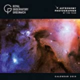 Greenwich Royal Observatory Astronomy Photographer of the Year 2019 Calendar
