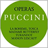 Puccini: Opern-Operas.(Gesamt-Complete)