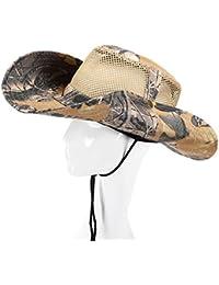 Aikesi Gorra de Moda Gorra de Camuflaje Sombrero de Pesca Gorra de Béisbol  Gorra de Deporte 810815a0cd4